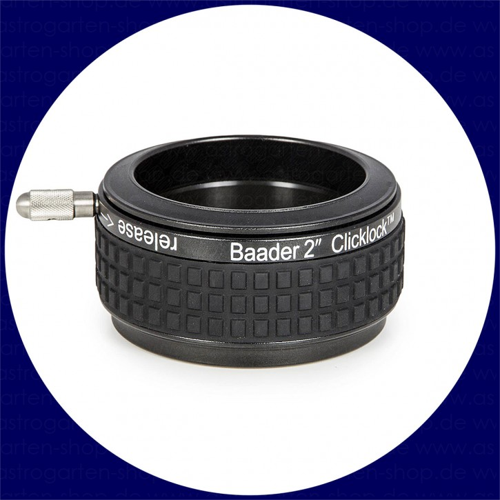 Baader 2 inch ClickLock M56ix0.75 clamp (Takahashi)