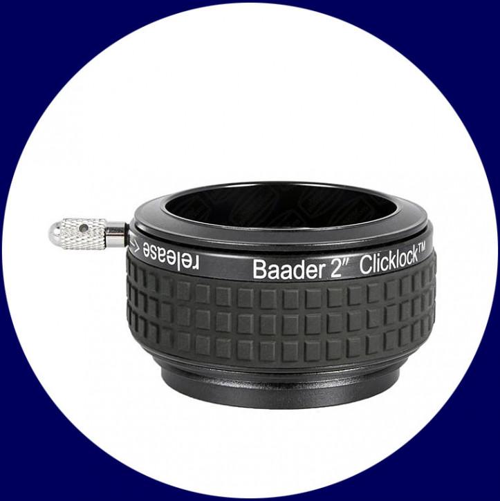 Baader 2 Zoll ClickLock Klemme S58 (Ringschwalbe für BDS)