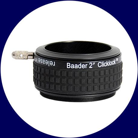Baader 2 Zoll ClickLock Klemme M60 (Vixen M60x0.75)