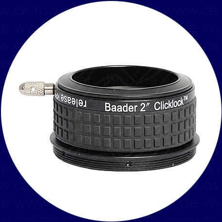 Baader 2 inch ClickLock Clamp M68 (Zeiss APQ)