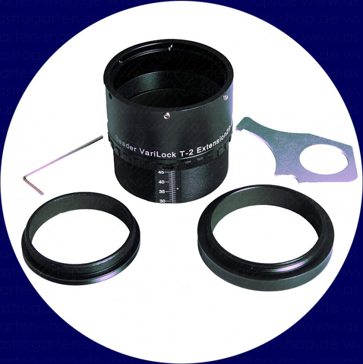 [T-2 #25V] T-2(f/m) VariLock 46 Extension Tube 29-46mm