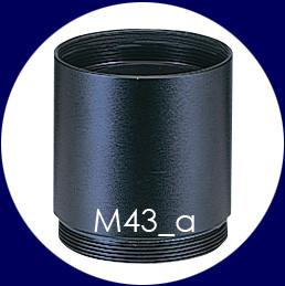 Vixen Verlängerungshülse 43mm