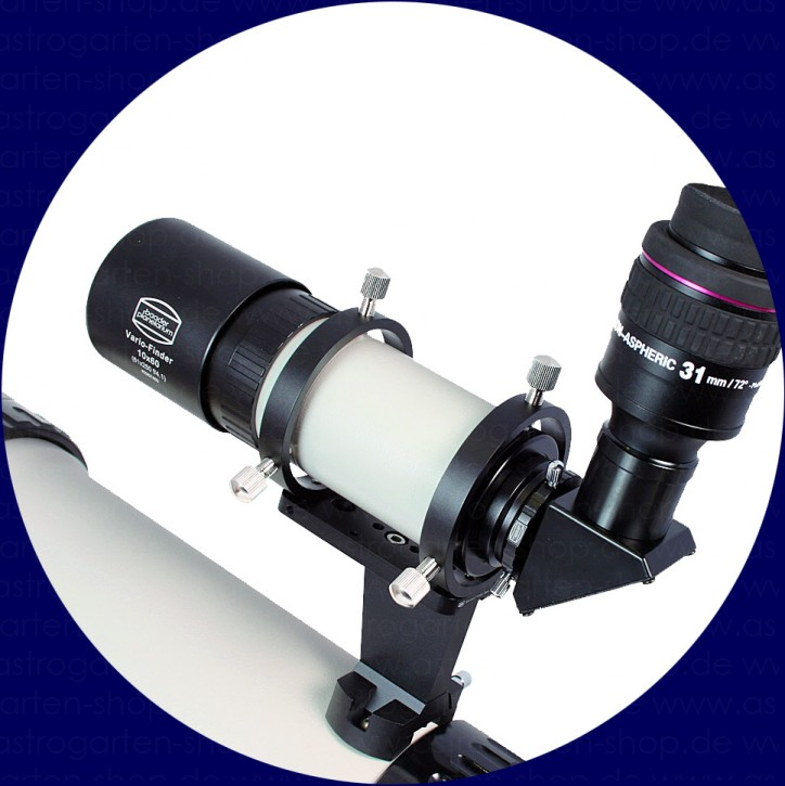 Baader Vario-Finder 10x60 with Astro Lens with MQR IV Finder Bracket