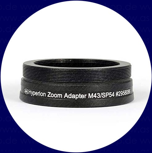 Hyperion Zoom Adapter M43/SP54