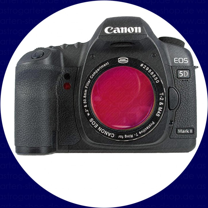 Baader Protective Canon EOS T-Ring inkl. H-alpha 7nm Filter