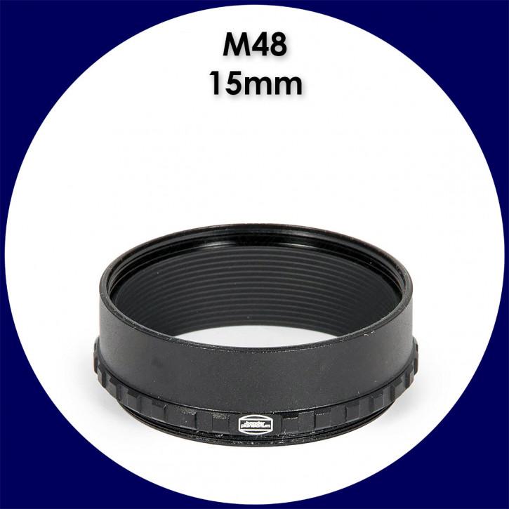 [M48] Baader M48 Zwischenring 15mm