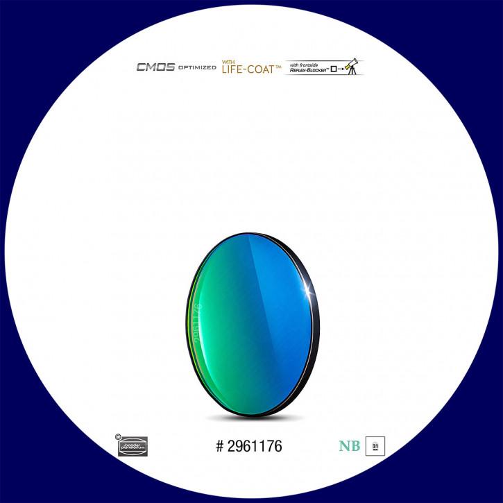Baader O-III 6.5nm Schmalband (Narrowband) Filter 31mm - CMOS optimiert
