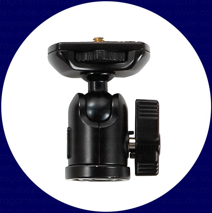Vixen Ball Head Adapter QHD-33 for POLARIE Star Tracker