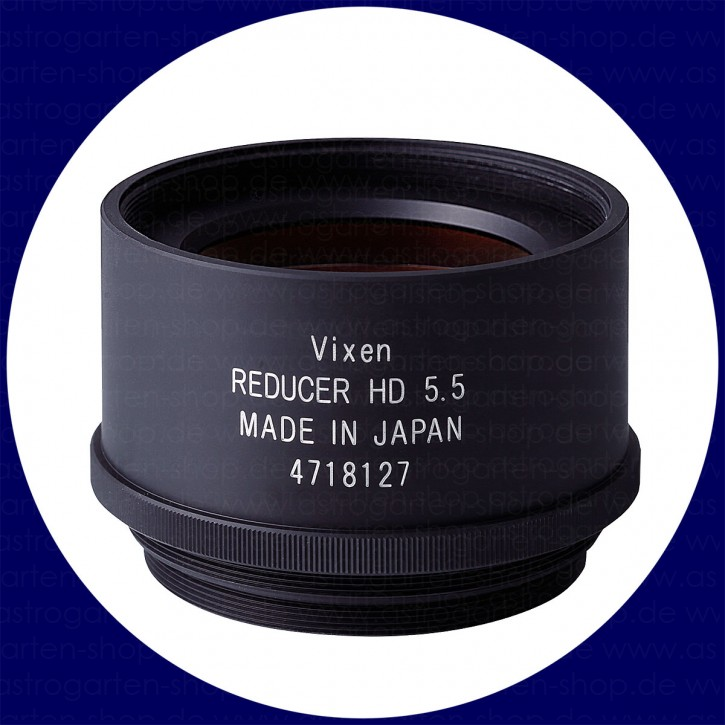 Vixen Reducer HD 5.5 für FL55 SS