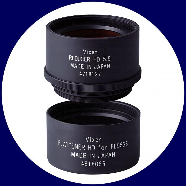 Vixen Reducer HD Kit (Reducer+Flattener) für FL55 SS