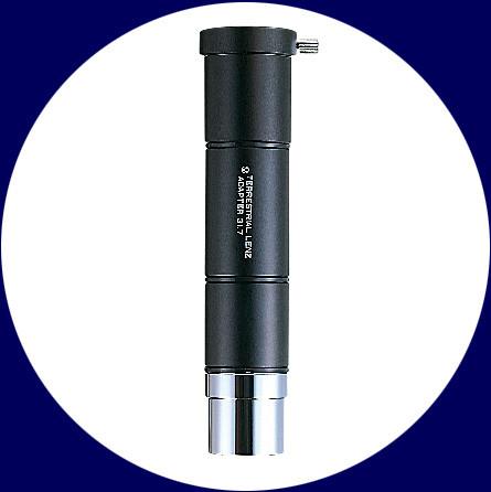 Vixen Erect-image Adapter 31,7mm