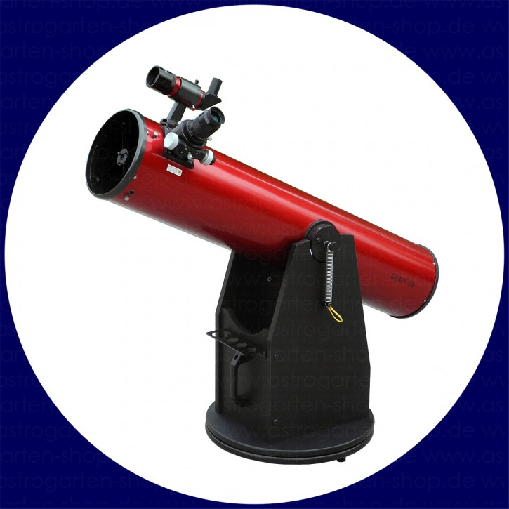 """Galaxy D8-PQ Premium 8"""" f/6 Dobson Teleskop"""