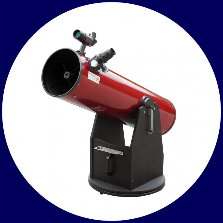 """Galaxy D10-PQ Premium 10"""" f/5 Dobsonian Telescope"""