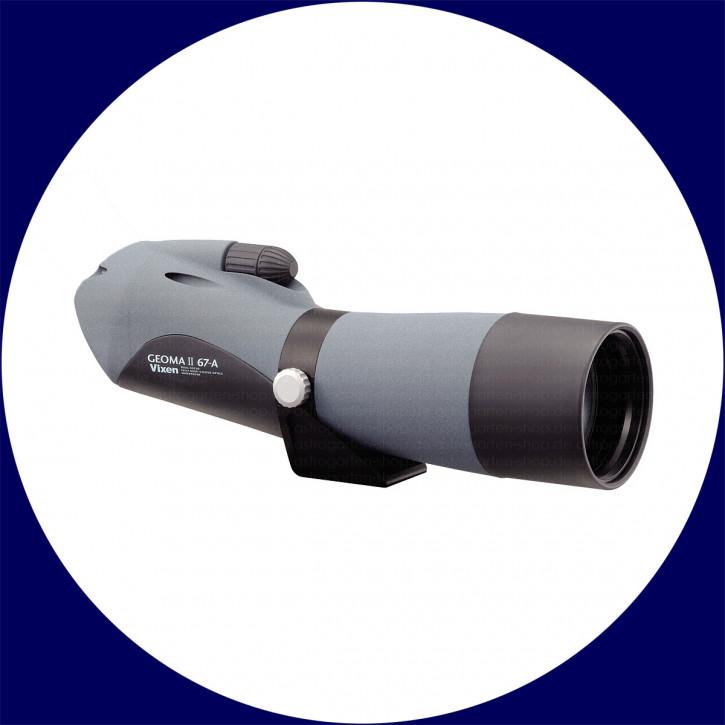 Vixen GEOMA II 67-A Spektiv mit GLH48T Zoomokular