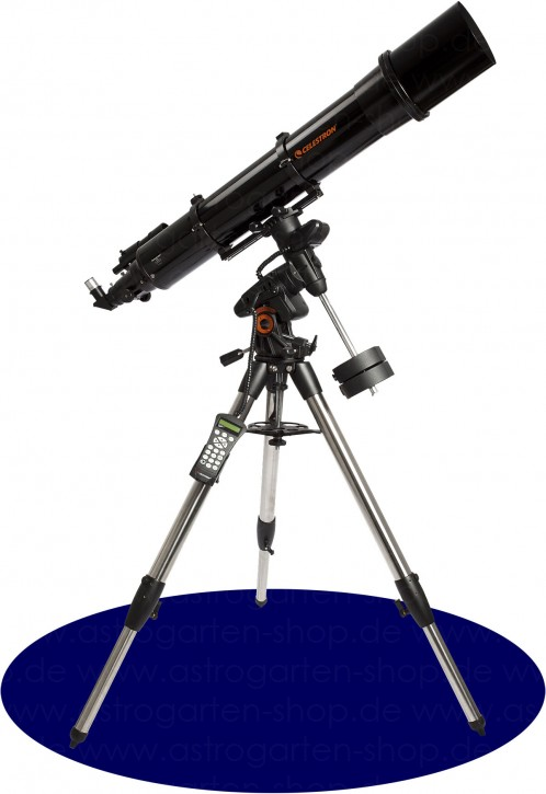 "Celestron Advanced VX 6"" Refractor GoTo-Telescope"