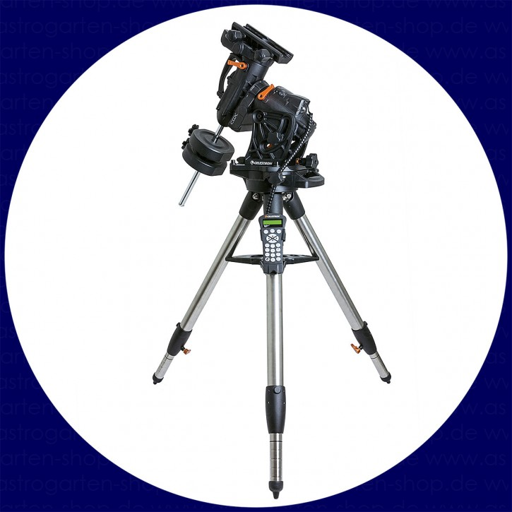 Celestron CGX GoTo-Mount with Tripod