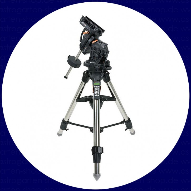 Celestron CGX-L GoTo-Mount with Tripod