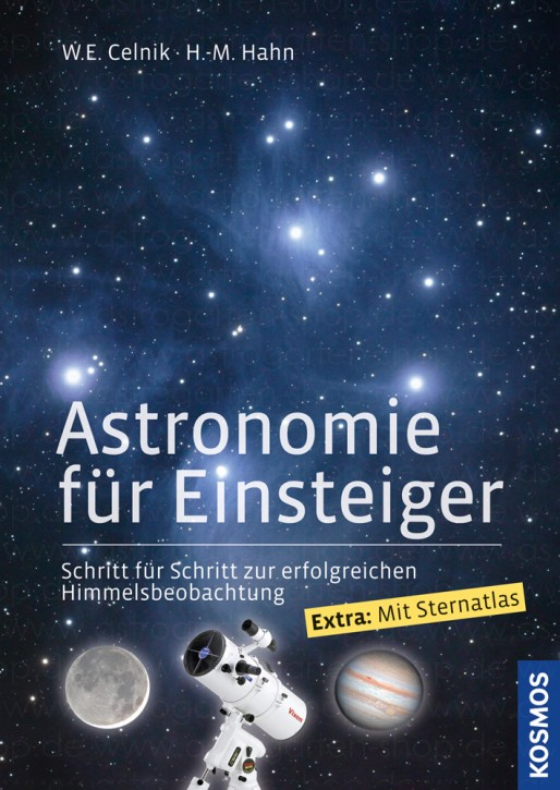 Astronomy for Beginners (german)