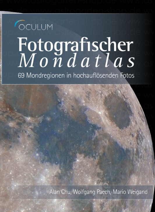 Fotografischer Mondatlas