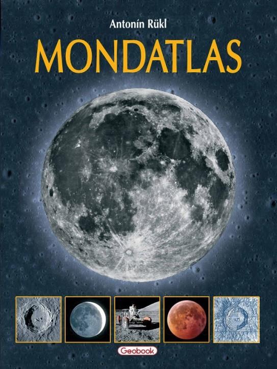 Antonin Rükl: Mondatlas (228 Seiten, deutsch)