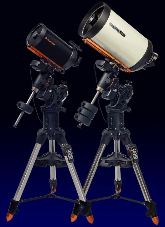 Celestron CGE Pro Serie SC GoTo-Teleskope