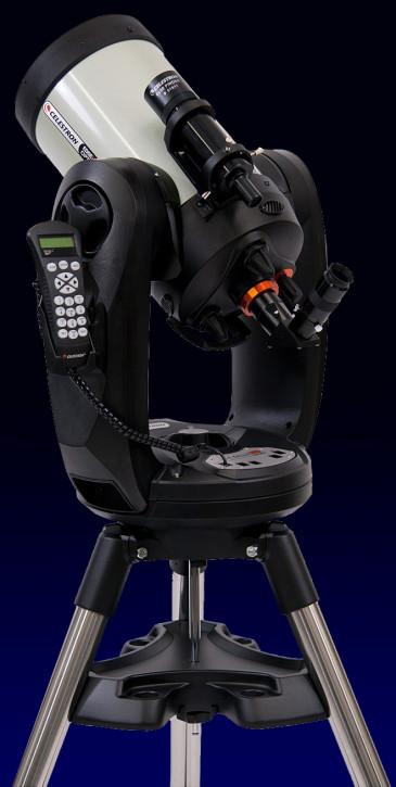 Celestron CPC Deluxe 800 HD SC GoTo-Teleskop