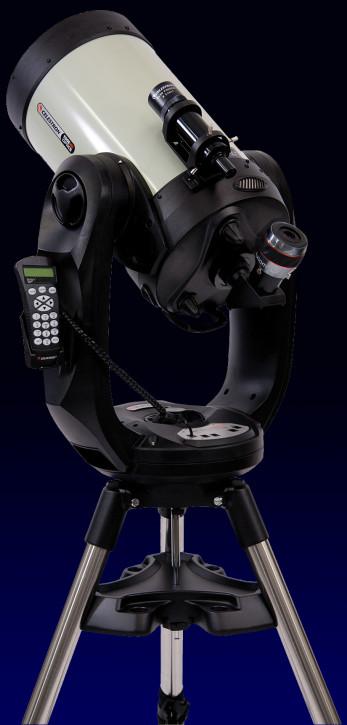 Celestron CPC Deluxe 925 HD SC GoTo-Teleskop