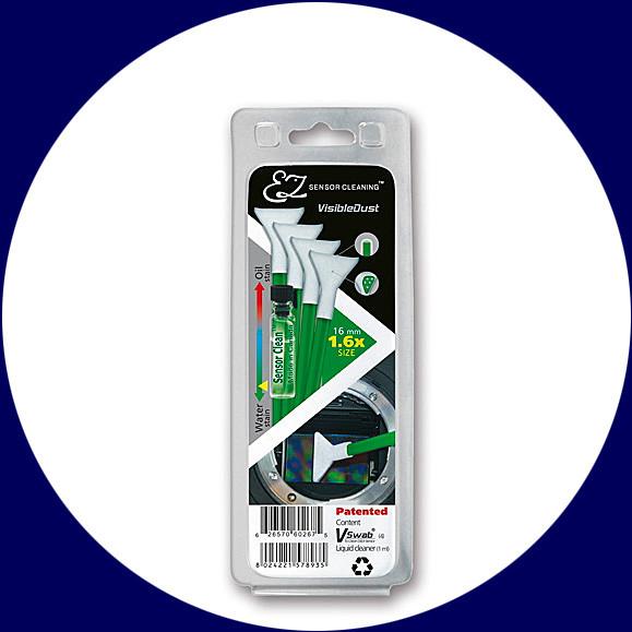 VisibleDust EZ Sensor Cleaning Kits™ - Sensor Clean™