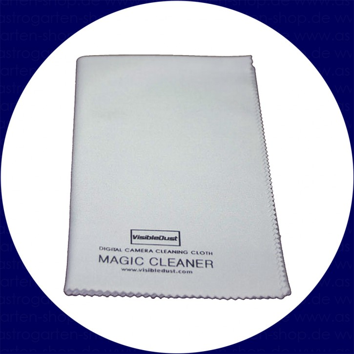 VisibleDust Magic Cleaner ultra-thin microfiber cleaning cloth