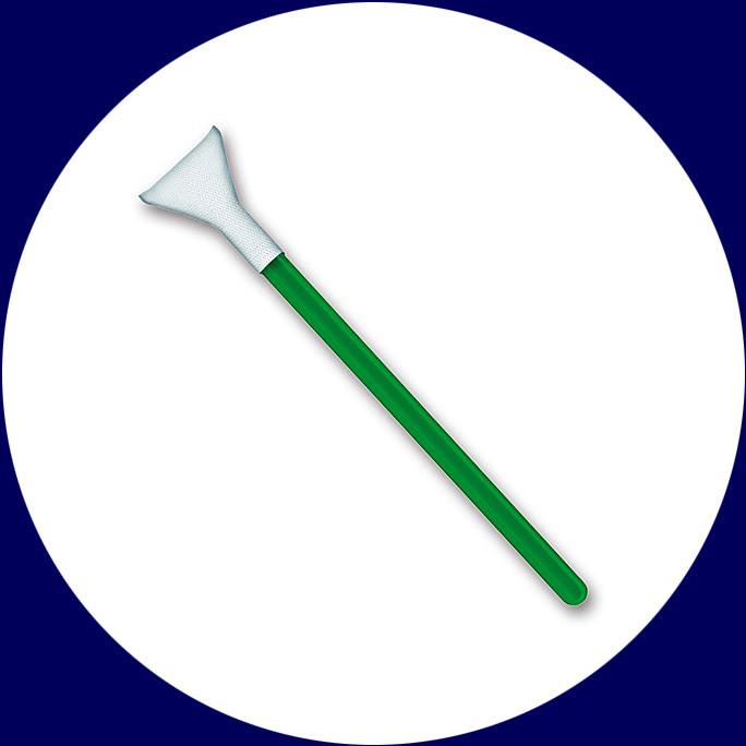 VSwabs GRÜN für alle VisibleDust Reinigungslösungen