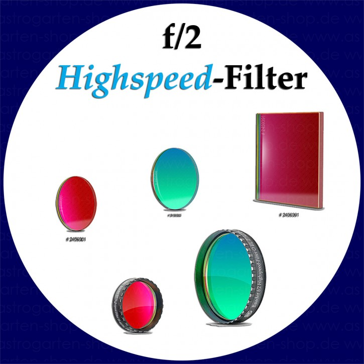 Baader f/2 Highspeed Filter