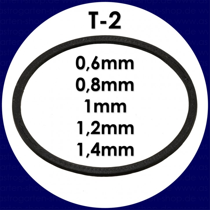 3D T-2 Abstandsringe