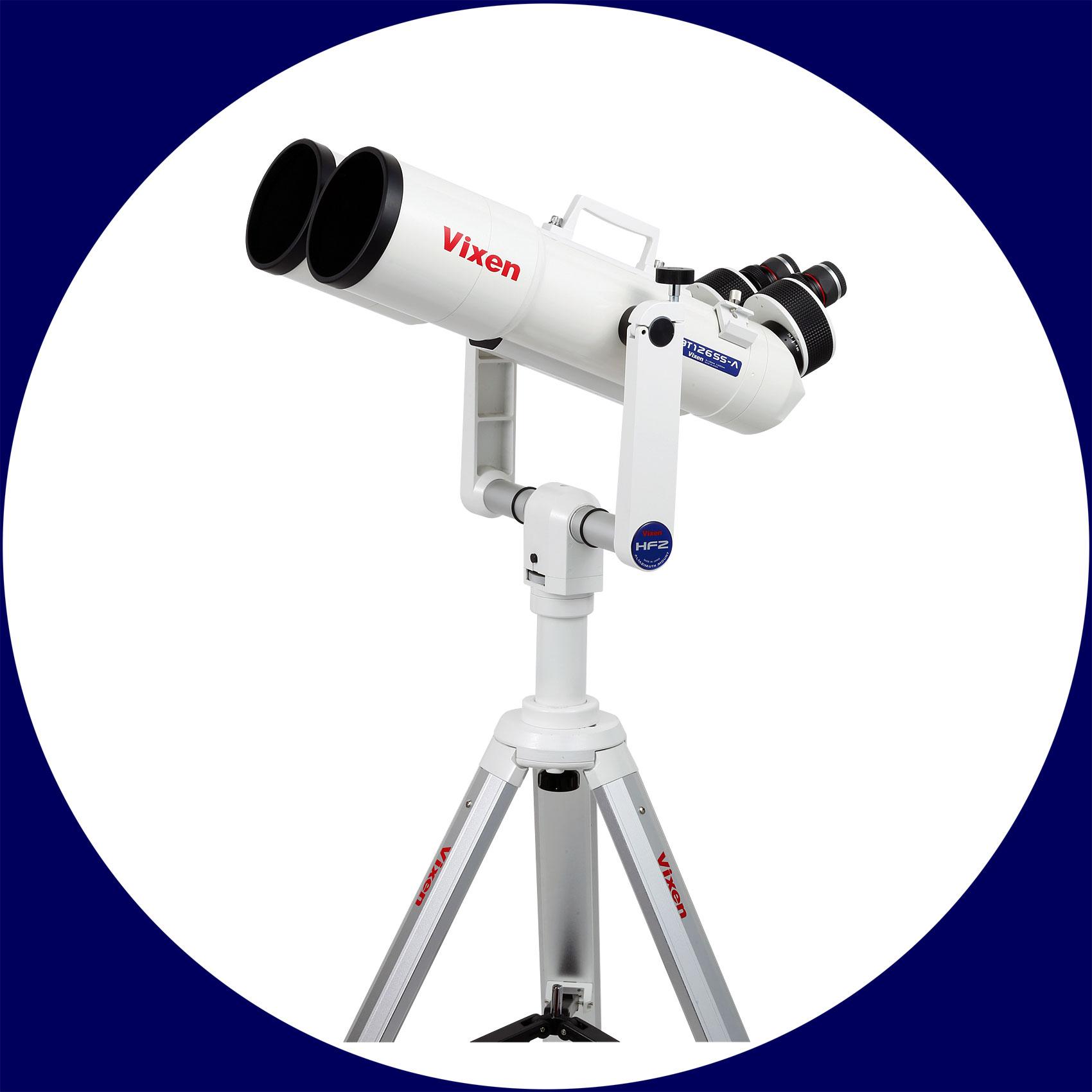 Binokular Teleskope