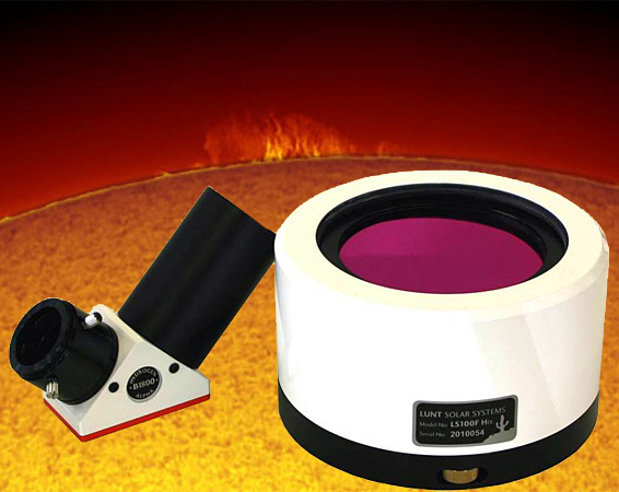 H-alpha Sonnen-Filtersysteme