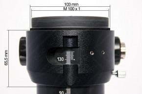 """Baader 3"""" Hyperion Okularauszug für Newtons mit 40mm Fokussierweg"""
