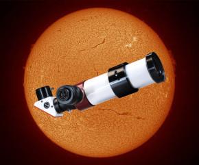 LUNT 50mm H-alpha Telescopes