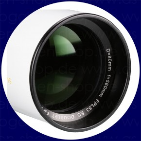 LUNT 80mm H-alpha MT Teleskope