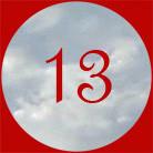 13. Adventstürchen