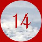 14. Adventstürchen