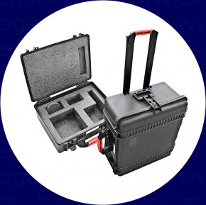 High performance Travel-cases made of TTX01® (2pc.)