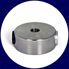 Gegengewicht aus rostfreiem Stahl, 6 kg