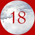 18. Adventstürchen