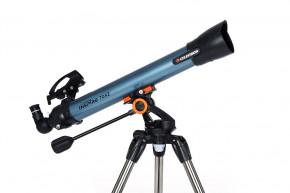 Celestron explorascope az refraktor teleskop lidl deutschland