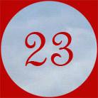 23. Adventstürchen