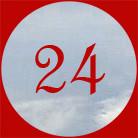 24. Adventstürchen