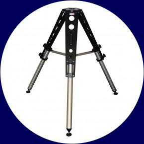 Baader T-Pod Aluminium Stativ 95-130cm (schwarz)
