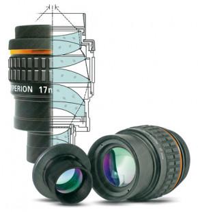 Baader HYPERION Okular 13mm + 21mm