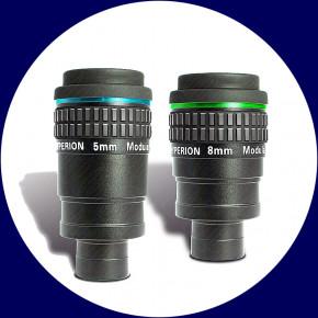 Baader HYPERION Okular 5mm + 8mm