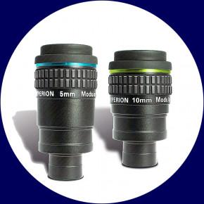 Baader HYPERION Okular 5mm + 10mm