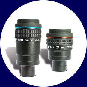 Baader HYPERION Okular 5mm + 24mm (Festbrennweite)